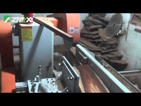 LOG SINGLE SIDE SAWING MACHINE