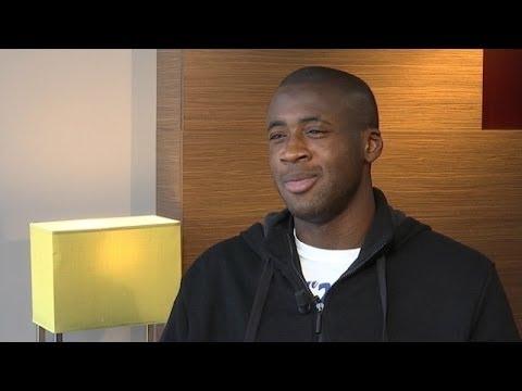 Yaya Toure Interview: Man City's Yaya Toure speaks to FRANCE 24