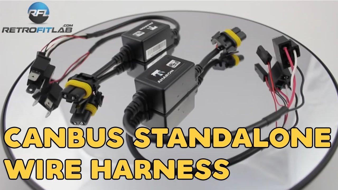 medium resolution of can bu wiring harnes