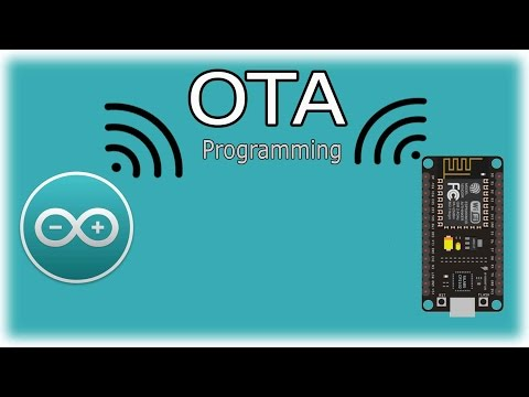 Over The Air programming Tutorial