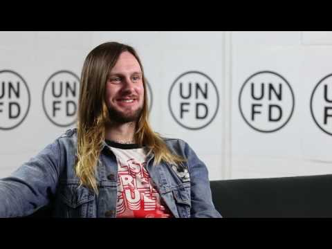 Loz [While She Sleeps]: Music Is My Life