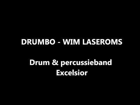 Drum & Percussieband Excelsior - Drumbo (Wim Laseroms)