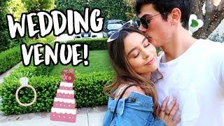 FOUND A WEDDING VENUE!?