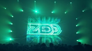 Zedd True Colors Tour Snipits
