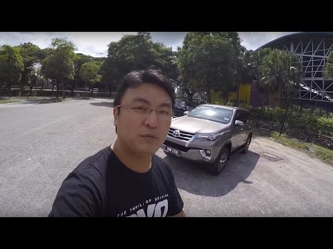 Evo Malaysia.com | 2016 Toyota Fortuner 2.7 SRZ Review by Bobby Ang