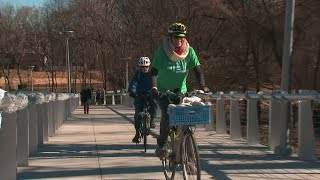 Peachtree Creek Greenway opens