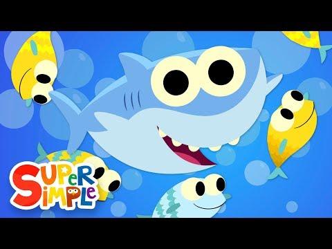 Baby Shark | Kids Songs | Super Simple Songs
