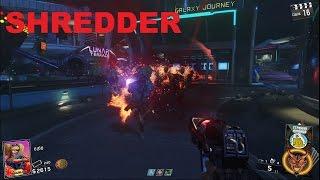 CoD IW Зомби Космоленд Супер оружие SHREDDER