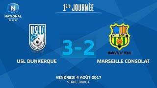 Dunkerque vs Marseille Consolat full match