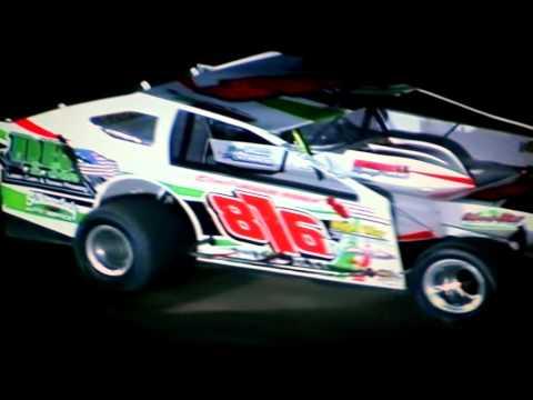 Cody's First Win of his Fonda Speedway 2012 Championship Season - June 23, 2012