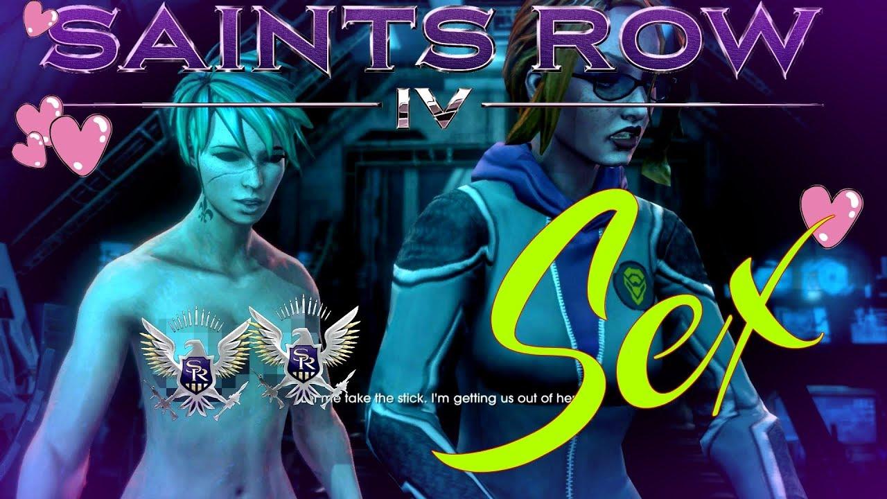 Saints row sex game