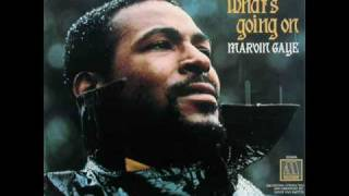 Marvin Gaye - God is Love/Mercy Mercy Me (The Ecology)