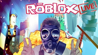 🎮 DI ROBLOX PLAYING E CHATTING CON SUBSCRIBERS-16/02 #7100