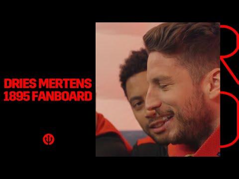 Is Dries Mertens a good liar ? :-)