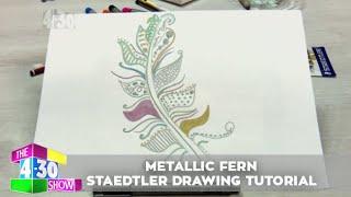 Fern - Staedtler Drawing Tutorial