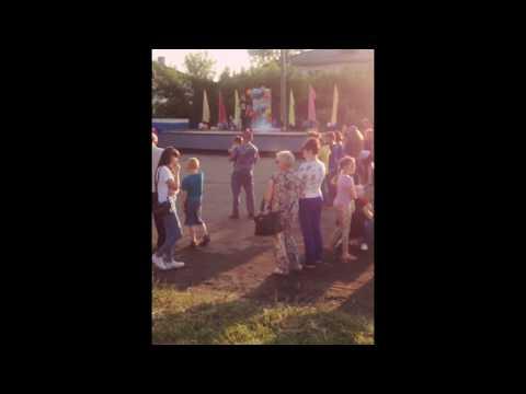 Алзамай! День молодёжи !) Выступление!) Константин Саванжа!Бонни и Клайд