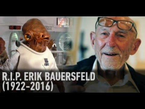 Erik Bauersfeld (1922-2016) and all the Other People who Died in 2016