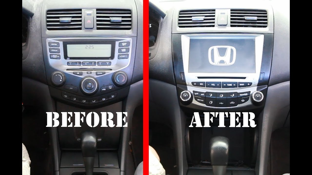 The best car Stereo Radio Replacement upgrade for 2003 ...
