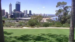 PERTH Western Australia, City sightseeing tour.