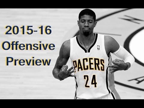 2015-16 NBA Offensive Preview: Indiana Pacers