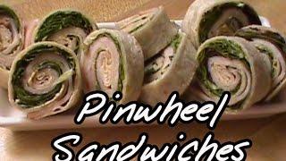 Pinwheel Sandwich