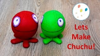 Let's Make ChuChu from Legend of Zelda! Easy Plushie Pincushion Sewing Tutorial