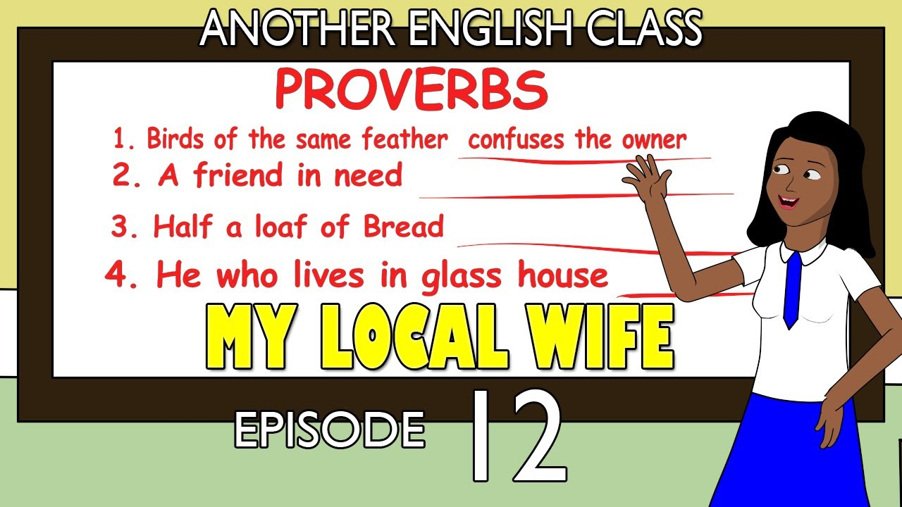 Download MY LOCAL WIFE 12  - ANOTHER ENGLISH CLASS