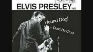 a great song by elvis lyrics: You ain't nothin' but a hound dog cry...