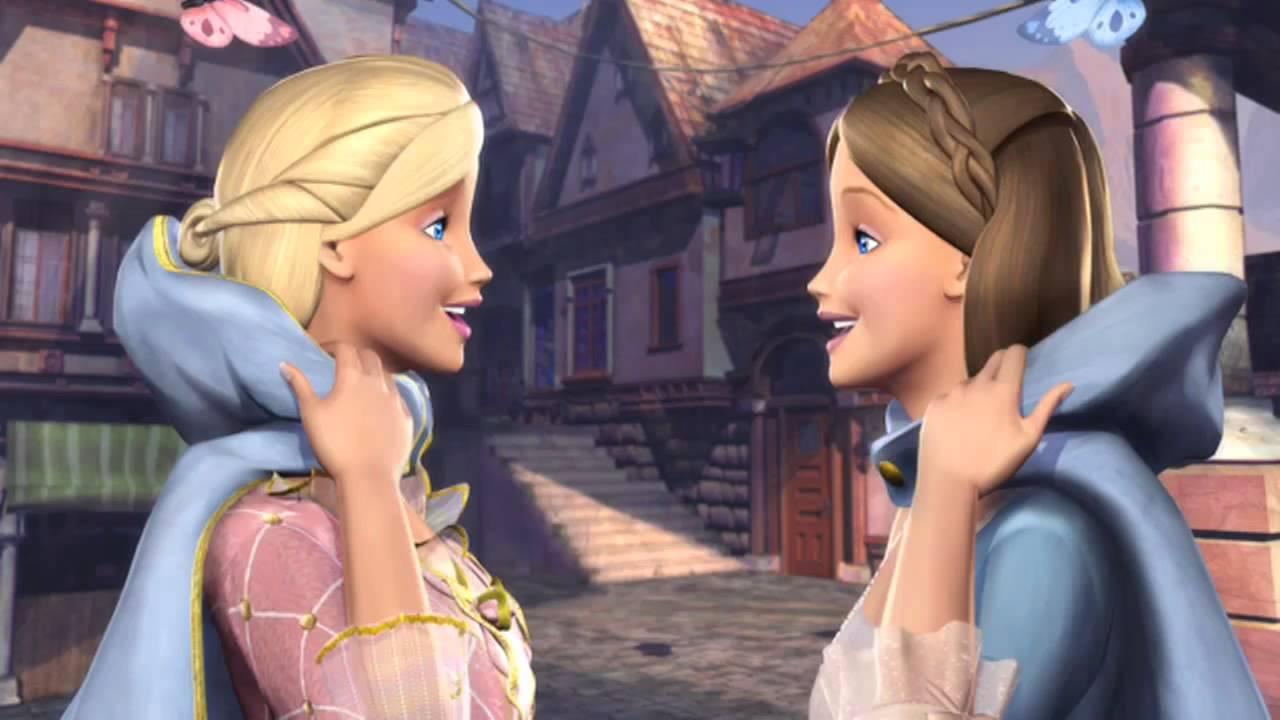 Barbie Prinzessin Und Das Dorfmädchen