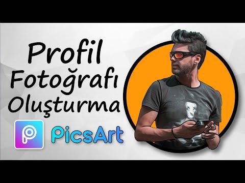Profil Fotoğrafı Oluşturma | PicsArt Tutorial 2020
