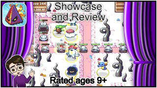 Showcase And Review: Idle Monster Td On Ios