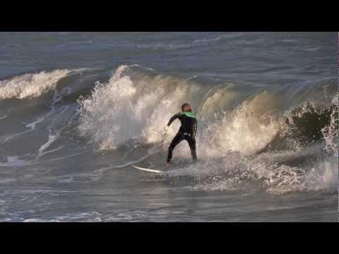 IAN SURF EN PUNTA FRIA, URUGUAY