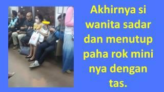 Video Tertangkap basah motret paha cewe rok mini di KRL jurusan Bekasi download MP3, 3GP, MP4, WEBM, AVI, FLV Oktober 2018