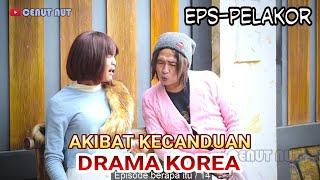 AKIBAT TERLALU SERING MENONTON DRAMA KOREA!!! mbak dita sampai lali anak bojo - komedi jowo