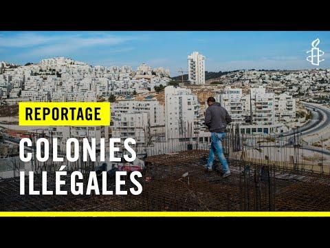 L'illégalité Des Colonies Israéliennes Expliquée