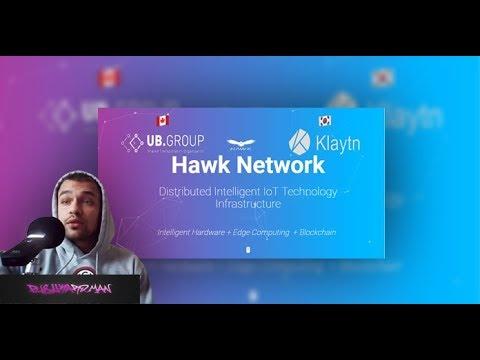 Hawk Network - Для чего создан данный блокчейн | Часть 2