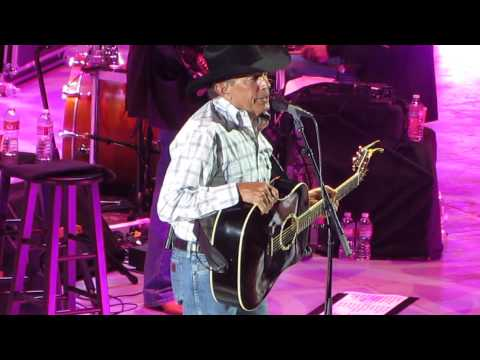 George Strait 'Fool Hearted Memory' in Vegas @ MGM mp3