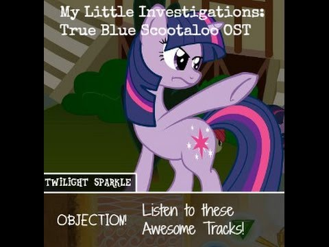 My Little Investigations OST ~ 5. Cutie Mark Clubhouse ~ Crusaders Only!