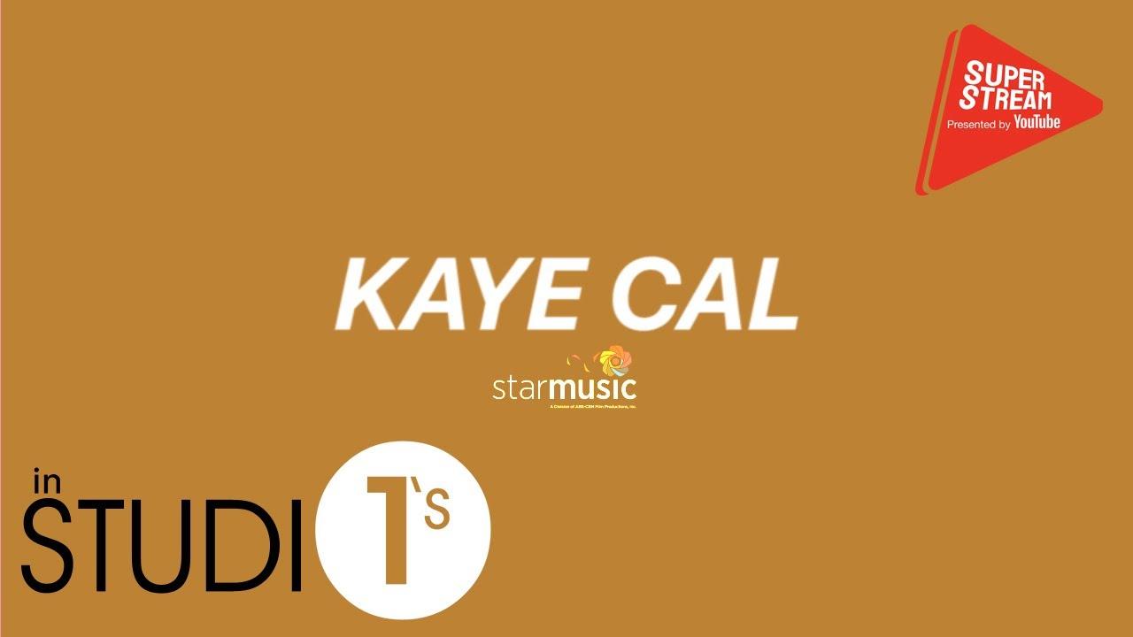 IN STUDIO 1s FEAT. KAYE CAL