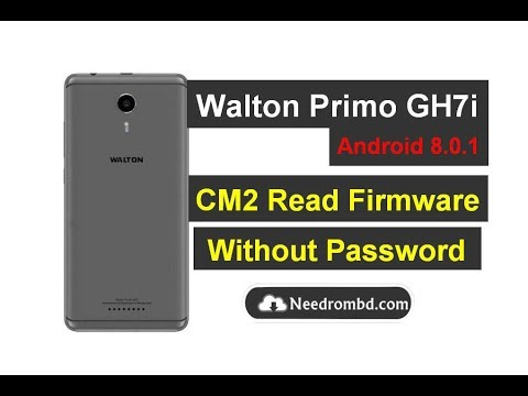 Walton Primo GH7i Cm2 Read Flash File [ Free Download]