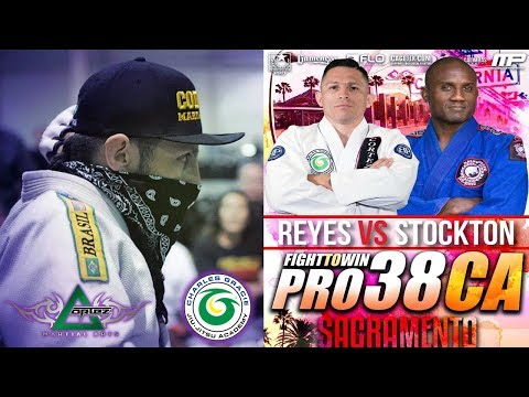 Fight To Win PRO 38 | Roque Reyes | Submission Only Jiu Jitsu | Ep. 26