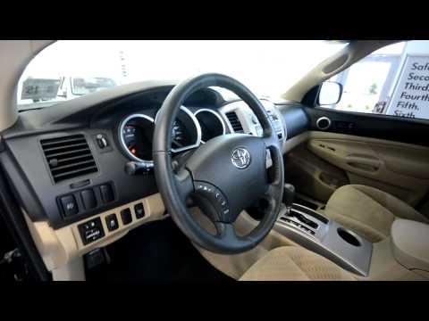 2010 Toyota Tacoma SR5 V6 (stk# 29172A ) for sale at Trend Motors Used Car Center in Rockaway, NJ