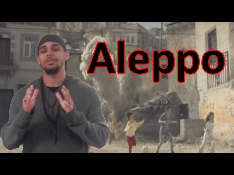 Khaled Siddiq - Aleppo LIVE performance