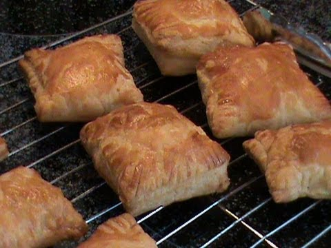 Cheese Puff Pastry