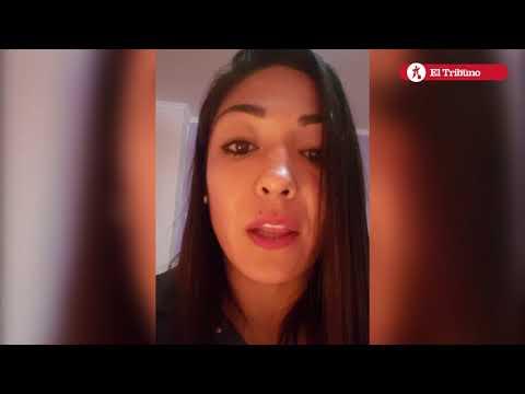 """La """"Pumita"""" Carabajal invita a su pelea a los lectores de El Tribuno de Jujuy"""