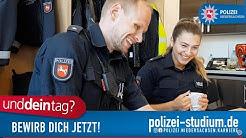Karriere bei der Polizei Niedersachsen.Bewerben bis 31.10