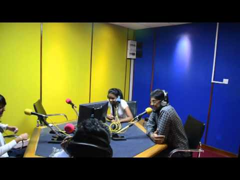 Winners of the UK Trip (Invited at Radio Plus- Mauritius)
