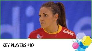 Carmen Martin guarantees goals for Spain | EHF EURO 2016