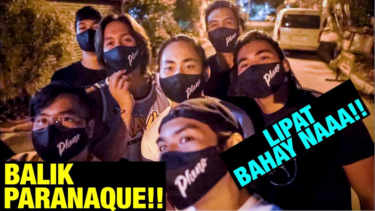 NAGHAKOT NA KAMI NG GAMIT PARA SA BAHAY!! // BALIK PARANAQUE!! | vlog 622