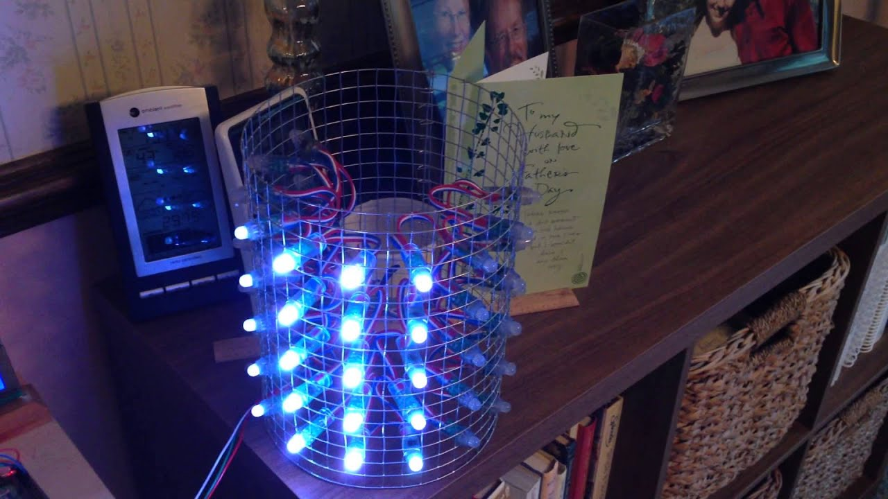 raspberry pi led project for scale model lighthouse youtube. Black Bedroom Furniture Sets. Home Design Ideas